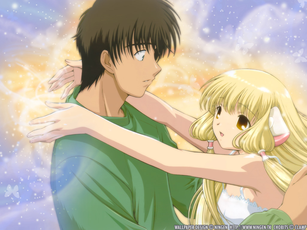"Anime Review: ""Chobits"" 
